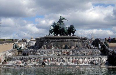 The Gefion Fountain Copenhagen